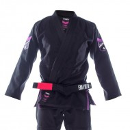 HYPERFLY HYPERLYTE BJJ GI BLACK/PURPLE