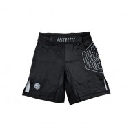 AESTHETIC ICON SHORTS BLACK