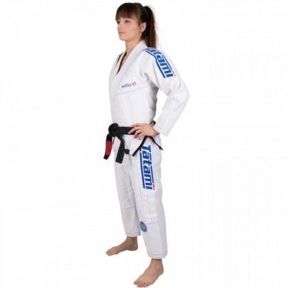 LADIES ESTILO 6.0 WHITE & COBALT BLUE
