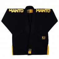 MANTO X3 BJJ GI BLACK