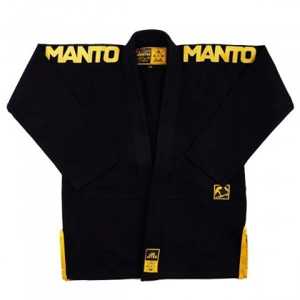 MANTO X3 BJJ GI BLACK