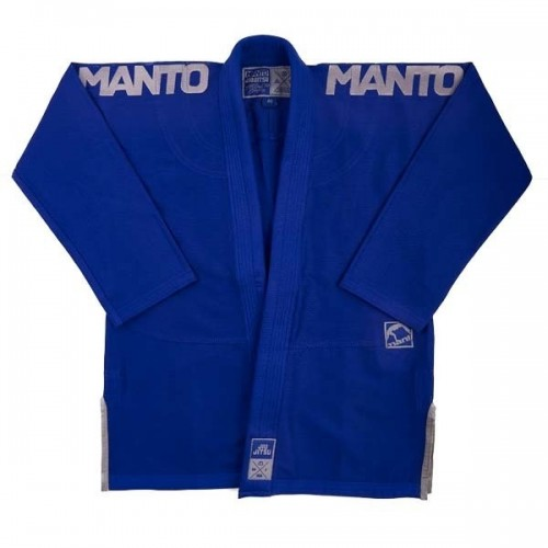 Image of MANTO X3 BJJ GI BLUE