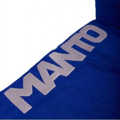 MANTO X3 BJJ GI BLUE