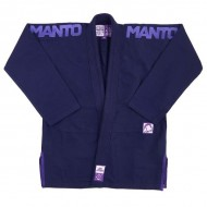 MANTO X3 BJJ GI NAVY BLUE