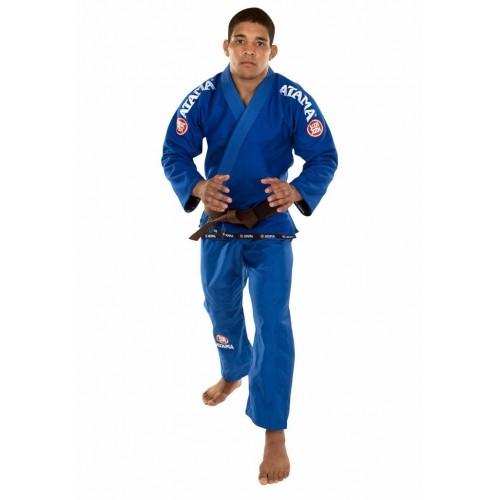 Image of ATAMA MUNDIAL KIMONO Blue (GI)