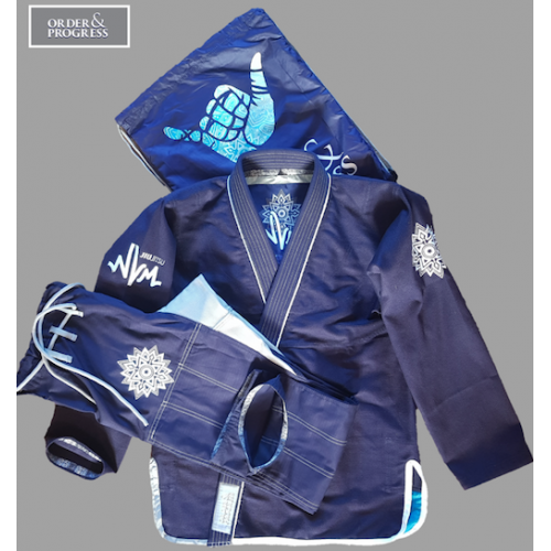 Image of NVM - Order & Progress V1.0 LTD Edition Kimono
