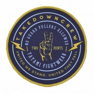 Takedown Crew Patch