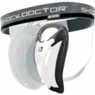 SHOCK DOCTOR CORE SUPPORTER WITH BIOFLEX CUP