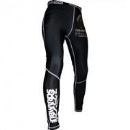 Scramble Spats Rashguard Leggings V2 - Black