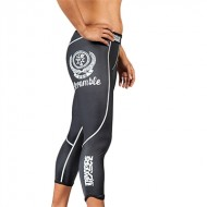 Scramble Spats Ladies Compression Leggings Black