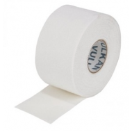 WHITE VULCAN ZINC OXIDE TAPE 2.5cm Wide x 10Mtr LONG