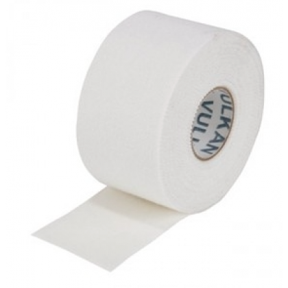 WHITE ZINC VULCAN OXIDE TAPE 5CM WIDE x 10Mtr LONG
