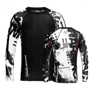 PUNCHTOWN THE APOCALYPSE LONG SLEEVE RASHGUARD