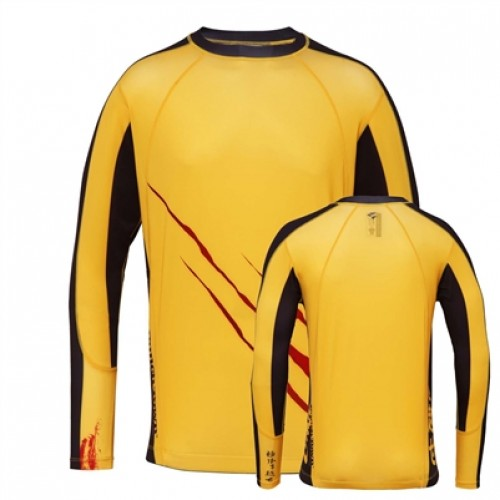 Image of PUNCHTOWN THE DRAGON LONG SLEEVE RASHGUARD