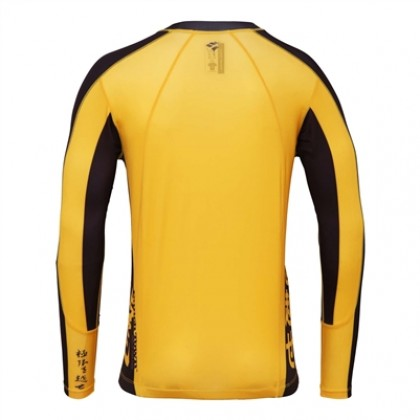 PUNCHTOWN THE DRAGON LONG SLEEVE RASHGUARD