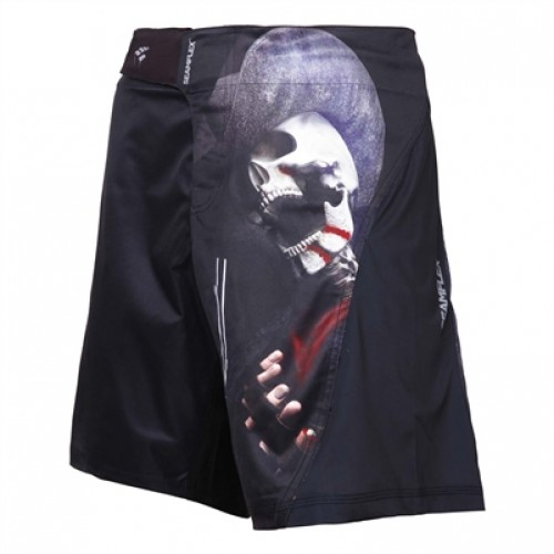 Image of PUNCHTOWN FRAKAS 2.0 THE OUTLAW FIGHT SHORTS