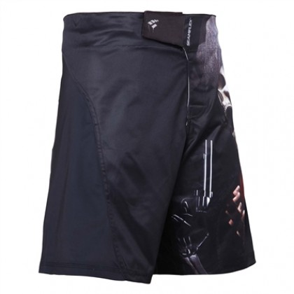 PUNCHTOWN FRAKAS 2.0 THE OUTLAW FIGHT SHORTS