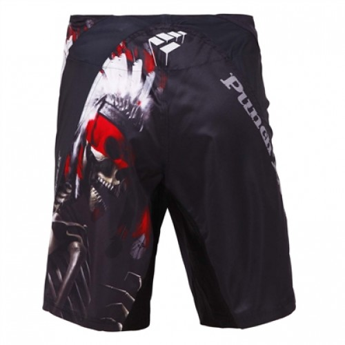 Image of PUNCHTOWN FRAKAS 2.0 THE APACHE FIGHT SHORTS