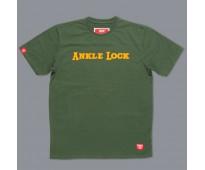 SCRAMBLE ANKLE LOACK JIUJITSU T-..