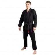 Scramble Athlete V4 550 Midnight Edition BJJ Gi Black