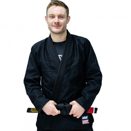 Scramble Standard Issue V3 BJJ Gi Black