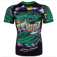 VENUM CROCODILE SHORT SLEEVE RASH GUARD