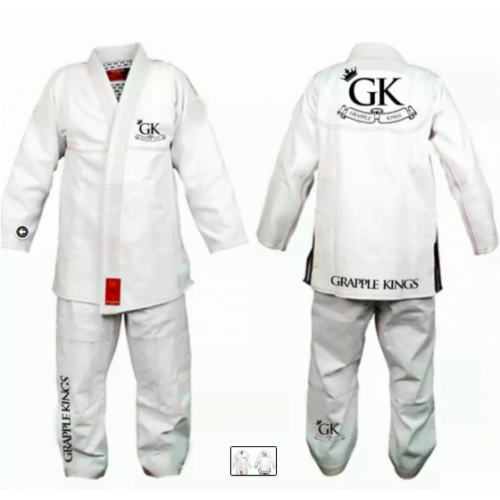 Image of Grapple Kings BJJ GI kids
