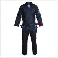 HYPERFLY HYPERLYTE BJJ GI BLACK/NAVY