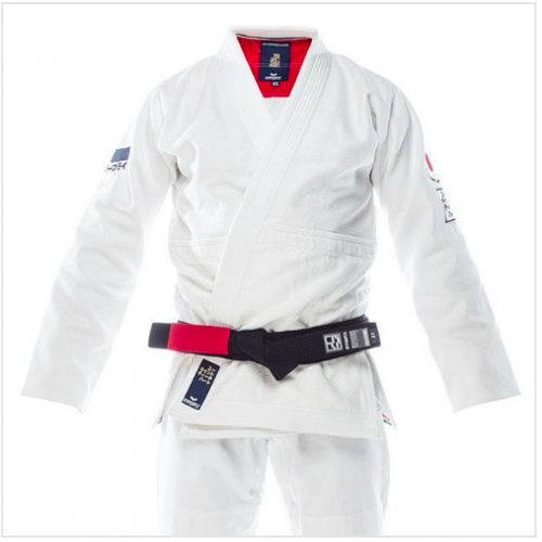 Image of HYPERFLY JUDOFLY BJJ GI White