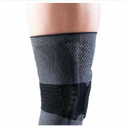 Juzo Flex Genu Xtra Knee Support Grey