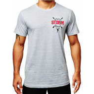 Storm 'Roller' T-Shirt - Heather Grey