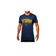 Storm 'Stencil' T-Shirt - Navy