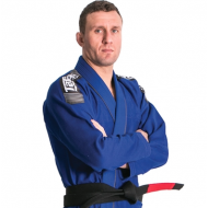 Tatami Nova+ Plus BJJ Gi - Blue - Free White Belt