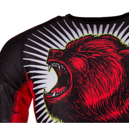 DEAN LISTER CALIFORNIAN GRAPPLER RASH GUARD