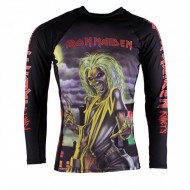 KIDS TATAMI X IRON MAIDEN KILLERS RASH GUARD