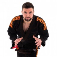 Tatami Estilo 6.0 Black & Orange
