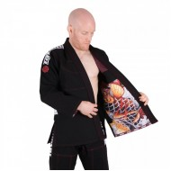 JAPAN SERIES - MAPLE KOI BJJ GI Black