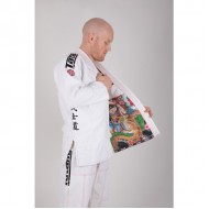 JAPAN SERIES - SAMURAI BJJ GI White