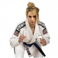 Tatami Ladies Estilo 5 White BJJ GI