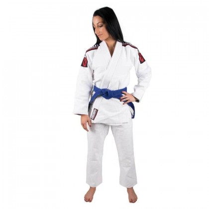 Tatami Ladies Nova Mk4 White