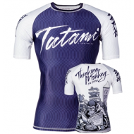 Tatami Thinker Monkey S/S Rash Guard