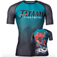 Tatami Devils Triangle S/S Rash Guard