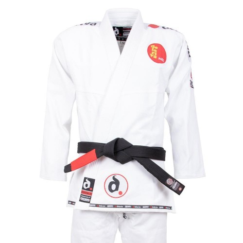 Image of TATAMI X DELARIVA BASIC GI - WHITE
