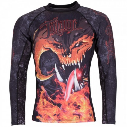 BALROG RASH GUARD