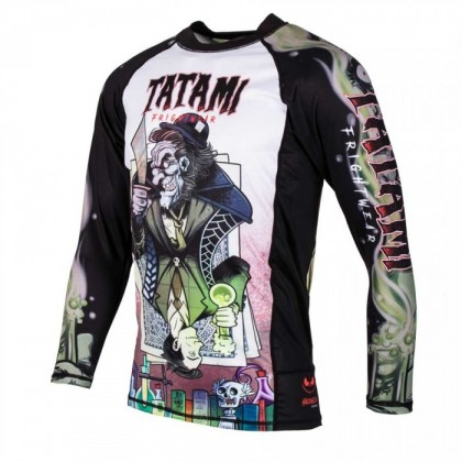 TATAMI FRIGHTWEAR COLLECTION - JEKYLL & HYDE RASH GUARD