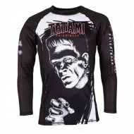 TATAMI FRIGHTWEAR COLLECTION - FRANKENSTEIN RASH GUARD
