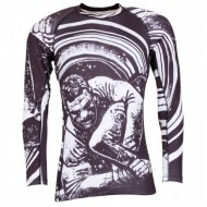 GRAPPLERS COLLECTIVE KIMURA RASH GUARD