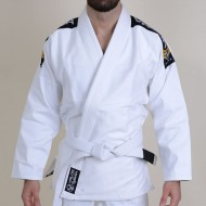 Valor Invicto ultralight BJJ GI White