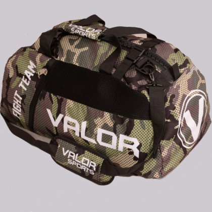 Valor Senshi Convertible Bag Camo
