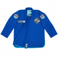 VALOR BLACK LABEL BJJ GI BLUE